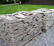 Natural Stone Wholesale Pricing Pallet Stone